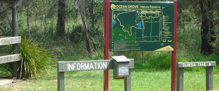 Ocean Grove Nature Reserve